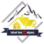 LABEL 2 ALPES QUALITE OR